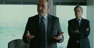 Laying people off – is your boss really the one making the decision? A snapshot from movie Margin Call