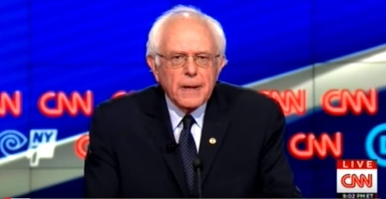 sanders compressed lips baseline behavior