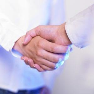 handshake-proper