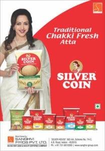 Silver Coin advertisement
