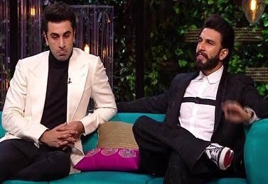 Ranbir Ranveer Simply Body Talk
